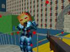 Rache des Pixelman ist ein erstaunlicher Multiplayer-Ego-Shooter-Titel in einer