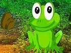 In diesem Fluchtspiel bist du in einem riesigen Froschwald gefangen. Sie mü