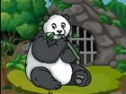 In diesem Spiel betrat ein Panda die Hö...