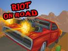 Magst du Action-Auto-Shooter? Riot On Road ist für Sie! Schieße auf