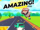 Road Crash ist ein unterhaltsames Arcade Rennspiel mit einem inkrementellen Idl
