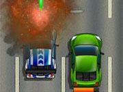 Road Fury HTML5 ist ein cooles Autoverkehrsspiel - vermeiden Sie den Verkehr od