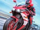 Dieses Mal beginnt ein Super-Highway-Rennen mit verschiedenen Motorradtypen. Di
