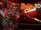 Rocket Clash 3D ist ein fantastischer Third-Person-Shooter mit toller Grafik un