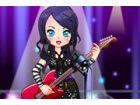 Sie sind ein Mitglied einer Rockband, große Fans hat. Während Sie Ihre e-Gita