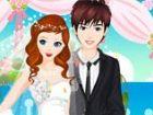Das schöne Paar Helen und Jason geplant eine sehr romantische Hochzeit! Jetzt