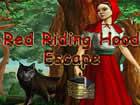 Kannst du unserem kleinen Rotkäppchen helfen, dem großen bösen Wolf zu entko