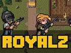 Royalz.io ist ein Multiplayer Battle Royale io Spiel mit Draufsicht.\r\n\r\nRoy