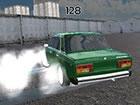 Russischer Drift Fahrer HD ist ein lustiges WebGL-3D-Driftspiel, mit dem Sie di