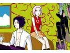 Sakura und Sasuke heiraten vorstellen. Was ist Ihr Kleid-Wahl?