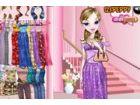 Peppen Sie Ihre Lieblings Sannah-Puppe mit Ihrem Lieblings-Kostüm. Verwenden S
