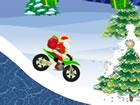 In diesem Weihnachtsspiel ist der Weihnachtsmann auf dem Weg, Geschenke zu samm