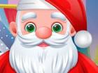 Santa Haarschnitt ist ein lustiges Haarschnitt-Spiel mit Santa! Der Weihnachtsm