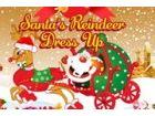 Santa s Rentier verkleiden - Santa s Rentier verkleiden Spiele - Kostenlose San