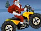 In der Nacht von Weihnachten, Santa Claus Geschenke für Kinder. Helfen Sie San