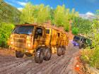 Mud Truck Russian Offroad ist ein Fahrsimulationsspiel, bei dem Sie einen extre