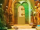 In diesem Fluchtspiel musst du das magische Schwert im Schloss finden, indem du