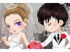 Jack und Emma sind heiraten! Diese Unzertrennlichen Liebe wirklich schwarzen un