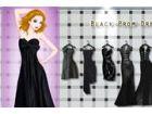 Schwarze Prom - Schwarze Prom Spiele - Kostenlose Schwarze Prom Spiele -