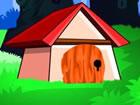 Weird Land Escape ist ein Point-and-Click-Spiel, das von 8B Games/Games2live en