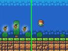 Shuffle Welt ist ein Plattform-Puzzlespiel, bei dem der Spieler unerreichbare B