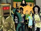 Es ist Zeit für Party rocking mit LMFAO, folgen die Bewegungen der shuffle dan