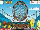 Simpsons der Ball des Todes - Rennen um den Bal...