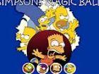 Simpsons Magic Ball - Magic Ball ist ein klassisches Spiel Speicher und Geschic