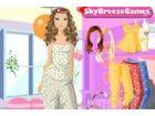 Sky Breeze verkleiden und ihre Freunde mit der neuesten Sleepover-Pyjama-Mode d