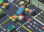 Slightly Annoying Traffic ist ein lustiges und spannendes Verkehrsmanagement-Sp