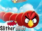 Slither Birds ist ein fantastisches Spiel, das das Konzept von Slither.io mit s