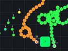 SnakeBlock.io ist ein brillantes Multiplayer-Spiel, das Schlangen und Blöc