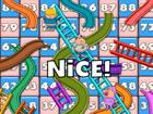 Snakes and Ladders ist die Online-Version des beliebten klassischen Brettspiels