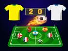 Willkommen zur internationalen Weltmeisterschaft der Fußballmützen /
