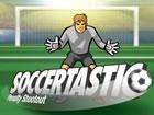 Bist du ein Fußballfan? Dann ist das dein Spiel. Soccertastic bedeutet gr