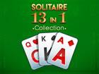 Der beliebte Solitaire ist ein einfaches und süchtig machendes Spiel f&uum