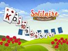In Solitaire TriPeaks Garden können Sie Hunderte von Levels spielen, die m