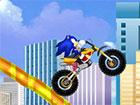 Sonic Crazy Ride-Sonic Crazy Horse es Comic-Buch auf Basis von Moto-Racer. Jetz