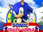 Sonic Crazy World ist ein Lauf-und Sprungreflex-Spiel mit dem beliebten SEGA-Ch