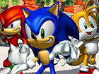 Das Sonic Heroes-Puzzle-Spiel ähnelt Tetris, hat jedoch einen gewissen Unt