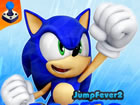 Spielen Sie als Sonic the Hedgehog, während Sie in seinem ersten unterhalt