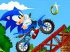 Willkommen bei Sonic World. Diesmal sonic und seine Freunde ist Fahrrad auf den