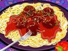 Spaghetti und Fleischbällchen ist einfach mein...