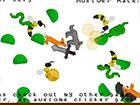 SpinHunter ist ein cooles Jagdspiel, in dem man durchhalten und zum ultimativen