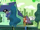 Spitball Krieger - ist dies die ultimative Spitball Schlacht. Starten Sie auf d
