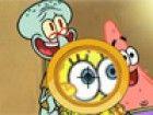 Hallo, greifen diese Wunder Version von Spot the Numbers von\r\n Sponge Bob,