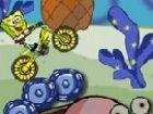 Hilfe spongebob, um alle Hindernisse so schnell...