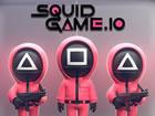 Bekämpfe deine Gegner im Rotlicht-Grünlicht-Spiel in Squid Game.io. S