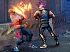 Steel Fists ist ein realistisches Side-Scroller-Kampfspiel mit erstaunlicher Gr