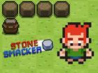 Stein Smacker ist ein Puzzle / Top-Down-Spiel, bei dem der Spieler die Steine �